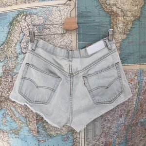 RE/DONE Levi's shorts size 29